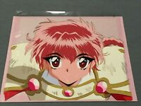 Original production animation cel Magic Knight Rayearth (Hikaru Shidou)