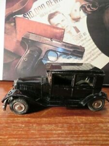Vintage Marx Rolls Royce from Untouchables playset