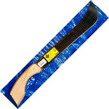 "Imacasa Machete 22"" Polished With Groove Blade Hardwood Handle 648-22P-MI *L@@K*"
