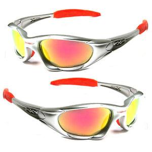 New X-Loop Sport Cycling Fishing Golfing Wrap Around New Sunglasses Mens Running