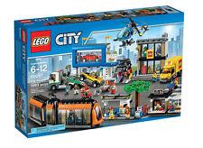 LEGO City Square (60097) New In Sealed Package