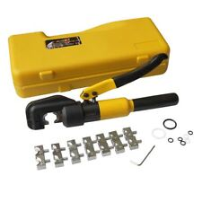416371 Hydraulic Crimping Tool With Dies and Seals Set Crimping range: 6-70mm2