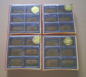 Pokemon Dog Tags  Complete 4 Box Set -Sears Exclusive 6  Charizard Gold Dog Tags