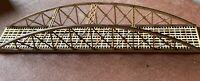 "00 Gauge 28"" (711mm) Twin Arched Girder Railway Bridge"