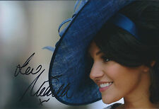 Michelle KEEGAN SIGNED Autograph SEXY Photo AFTAL COA Coronation Street Model