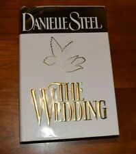 THE WEDDING BY DANIELLE STEEL-1ST EDITION HARDCOVER-DJ