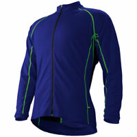 Cannondale Classic Long Sleeve Jersey Blue - 4M121-BLU Extra Large