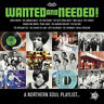 """Various Artists : Wanted and Needed...a Northern Soul Playlist VINYL 12"""" Album"""