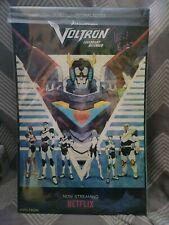 "Voltron Legendary Defender 11""X17"" Poster Signed By Neil Kaplan See Description"