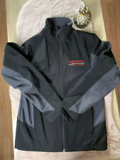 Port authority jacket Toyota Walnut Creek Size S Long Sleeve Color Black/Gray