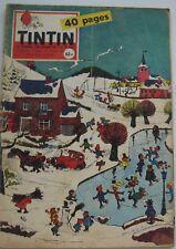 JOURNAL TINTIN N°538 Oumpah pah/JARI/JACOBS/DAN COOPER 1959 ETAT CORRECT