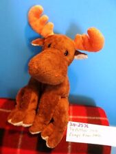 Ty Pluffies Lumpy the Brown Moose 2003(310-2576)