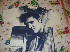 Vintage 90's ELVIS PRESLEY All Over Print Rare Memphis T Shirt Adult Size 2XL