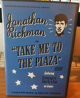 Jonathan Richman – Take Me To The Plaza - 2003 All Region NTSC DVD