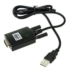 USB 2.0 Male to Prolific RS232 Serial DB9 9 Pin Adapter Converter Cable For PC