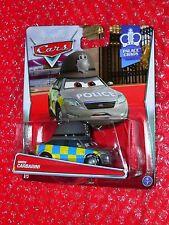 Disney Pixar Cars  Siren Carbarini Palace Chaos CJM41-YD471 Police