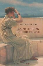 La Mujer De Pilatos/ Pilate's Wife: A Novel of the Roman Empire-ExLibrary