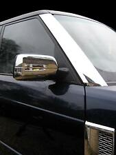 Chrome windscreen A Pillar covers for Range Rover L322 Vogue 2002> Autobiography