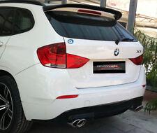 CUP Dachspoiler für BMW X1 Typ E84 Bj. 09 - 16 Heckspoiler M Performance Spoiler