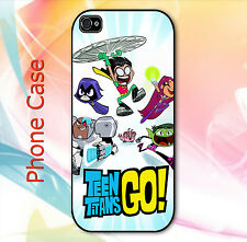 Teen Titans Go Robin Cyborg Starfire Pictorial Case for iPhone & Samsung