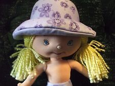 Angel Cake ragdoll by Ban Dai Strawberry Shortcake's friend 11""