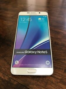 SAMSUNG GALAXY Note 5 This is a Display Model Fake Great Phone toy for Kids