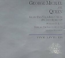George Michael & Queen - Five Live EP - CD Like NEW! RARE & OOP! FREE S&H!