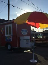 Shaved Ice Snow Cone Food Concession Trailer/Truck