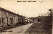 CPA La Grange aux Bois Rue de la Derriére (491790)