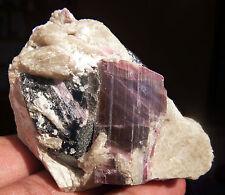 765 ct Lovely Bi Color Tourmaline Specimen Paprok Mine Afghanistan