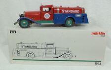 Marklin METAL 1993 Tankwagen STANDARD Speciaal !! CERTIFICAAT uurwerkaandrijving