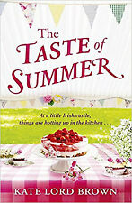 The Taste of Summer, New, Lord Brown, Kate Book