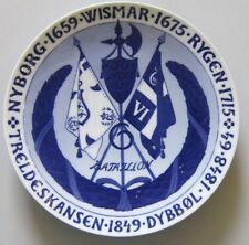 Royal Copenhagen 1657-1907 Commemorating  the 250 years anniversary 6 battalion