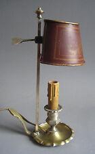 Jugendstil Bouillotte Lampe Tischlampe Frankreich Art Nouveau Table Lamp 1900