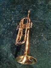 Trompete, älteres Modell, aus Nachlass, gut erhalten