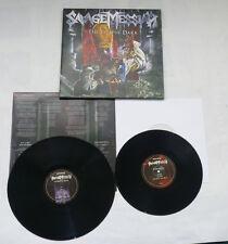 "Savage Messiah ""The Fateful Dark"" Black Vinyl w/ Bonus 10"" Vinyl - NEW"