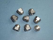 Hutmuttern DIN 1587 V2A Feingewinde M 10 x 1,25 Edelstahl acorn nut fine thread