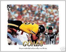 Goals, Inspritional Football Poster