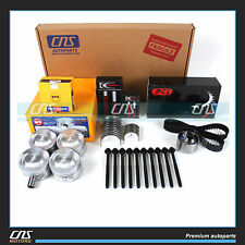 "FORD FOCUS SOHC ""P""  2.0 ENGINE REBUILD KIT-7PC FULL GASKET SET BEARINGS PISTONS"