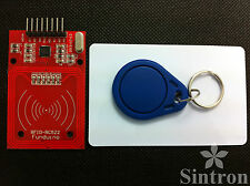 [Sintron] RFID Reader Module + 2x Tags with SPI for Arduino UNO R3 Mega 2560 etc