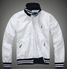 Ralph Lauren Mens Windbreaker Jacket. Winter Classic XL. Luxury. Prestige. Men