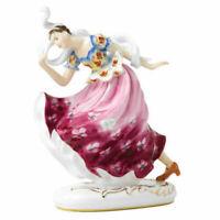 Royal Doulton Pretty Ladies COLUMBINE Icon 100 yr Ann. Figurine HN 5654 NEW Ltd