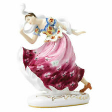 Royal Doulton Pretty Ladies Columbine Icon 100 yr Ann. Figurine Hn 5654 New Ltd