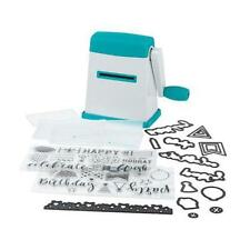Diamond Press Birthday Kit Tool Bundle  Teal
