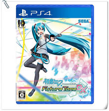 PS4 初音未來 Hatsune Miku: Project DIVA Future Tone DX 中文版 Sony SEGA Music Games