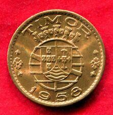 Timor - 1958 30 Centavos KM#11 in RB BU