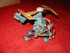 2003 Teenage Mutant Ninja Turtles TMNT Helicopter Pogo hélicoptère pour les figures