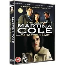 MARTINA COLE The Jump & Dangerous Lady. 2 discs. New sealed DVD.