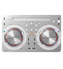 PIONEER DDJ-WEGO3-W COMPACT DIGITAL DECK CONTROLLER VIRTUAL DJ/DJAY PC/MAC WHITE