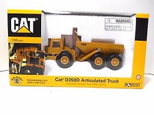 1998  Norscot  'Cat  D350D  Reticulated Truck  Die-Cast  Scale 1:50   NIB